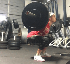 Marathon training week 13: squats