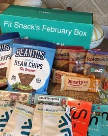 February Fit Snack Box