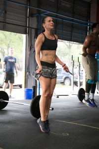 CrossFit Open 17.5 Jumping Rope