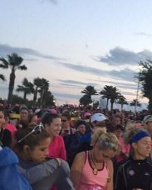 Divas Half Marathon Start