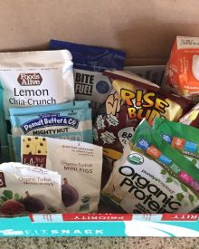 May Fit Snack box review