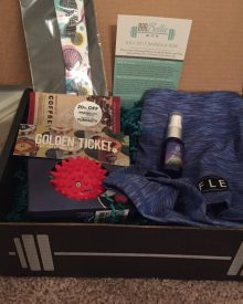 July Barbella Box Review