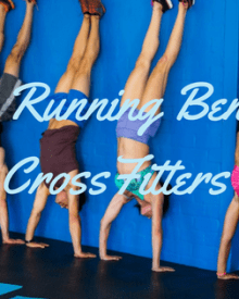 Running benefits CrossFitters in several ways. If you want to smoke through metcons, read this article for how much and how often you should run as a CrossFitter. | Running for CrossFitters | running tips | crossfit tips #running #crossfit