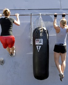 What does it feel like to be a scaled athlete at a CrossFit box? Here's a firsthand account.