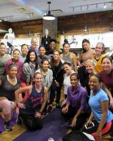 SweatPink Houston: The Group