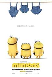 Movie Review - Minions