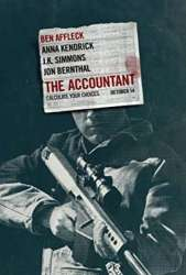 Movie Review - The Accountant