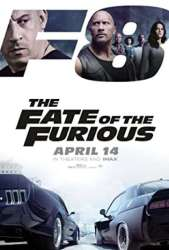 Movie Review - The Fate of the Furious
