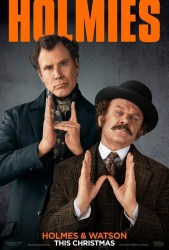 Movie Review - Holmes & Watson