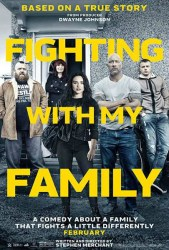 Movie Review - Fighting with My Family