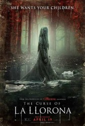 Movie Review - The Curse of La Llorona