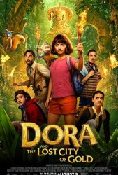 Movie Review - Dora and the Lost City of Gold