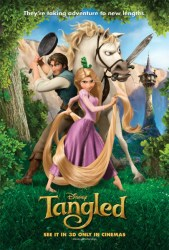 Movie Review - Tangled