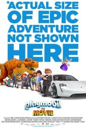 Movie Review - Playmobil: The Movie