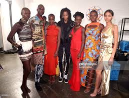 fashion from wakanda and black panther