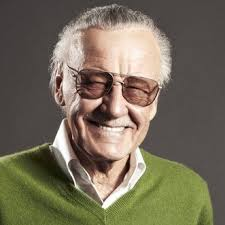 stan lee smiling portrait