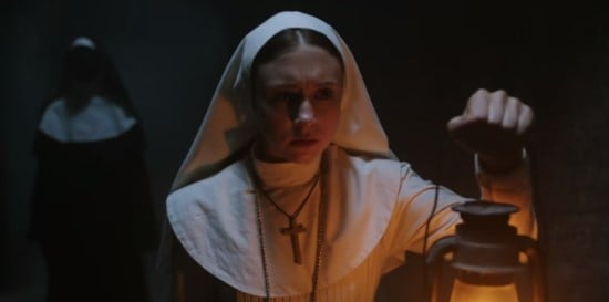 the nun in the conjuring universe