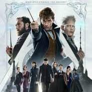 dumbledore, newt scamander, and grindelwald go head to head