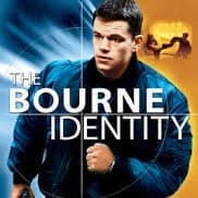 matt damon in the bourne identity with extreme ways by moby