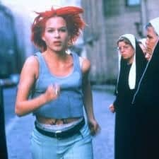 franka potente in run lola run, a ground hog day movie