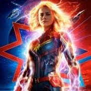 brie larson as captain marvel for the mcu