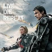 emily blunt and tom cruise in edge of tomorrow - live die repeat - lyrics for love me again