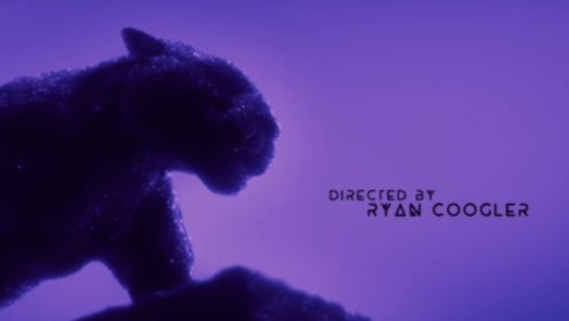 All the Stars song and end credit image from black panther