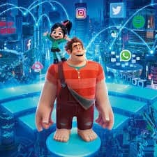 ralph breaks the internet and princess venelope
