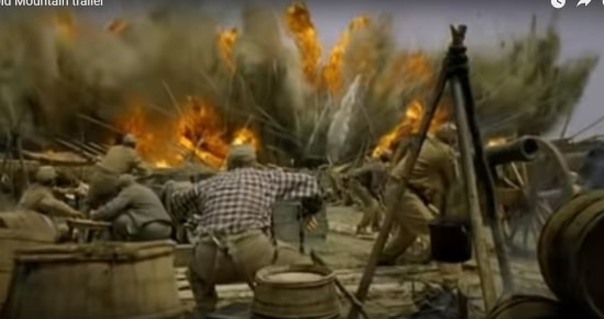 Cold Mountain Civil War Movie