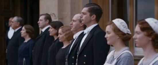 servants in downton abbey