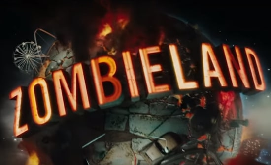 zombieland poster 1991