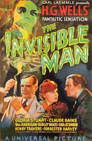 invisible man 1933