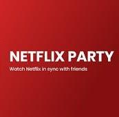 netflix-party-logo