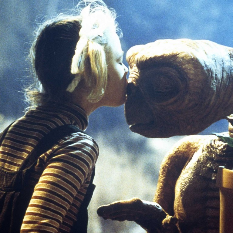 drew barrymore and ET