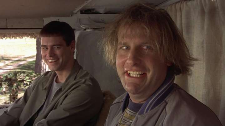 dumb and dumber jim carrey