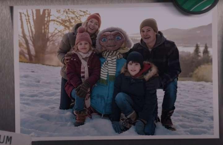 ET family reunion