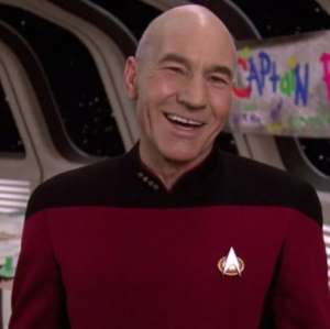Happy Birthday! Sir Patrick Stewart