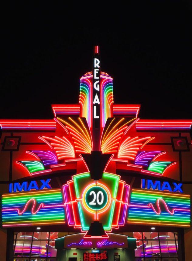 Imax Imax building