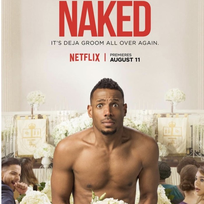 Movie review - Naked 2017