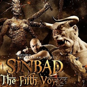 Indie Movie Review -- Sinbad: the Fifth Voyage (Ultimate Director's Cut)