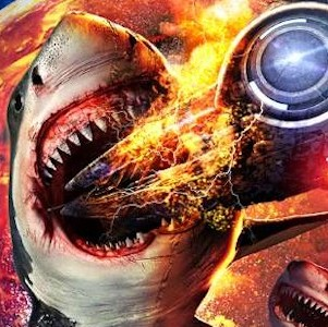 Indie Movie Review - Shark Encounters of the Third Kind