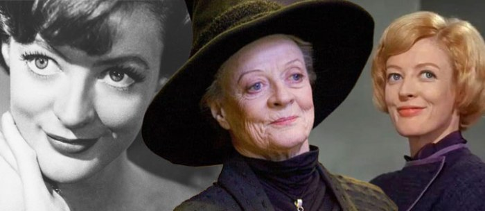 The Marvelous Maggie Smith