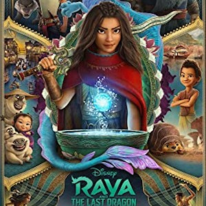 NEW Movie Review: Raya and the Last Dragon