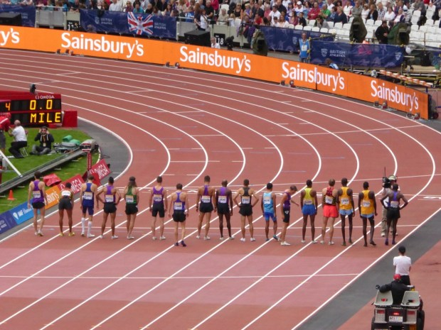 One of the best fields assembled in the Mile