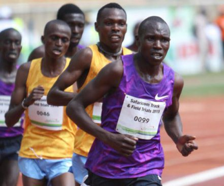 Kamworor could be the biggest threat