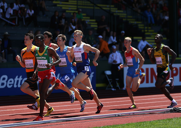 IAAF World Junior Championships