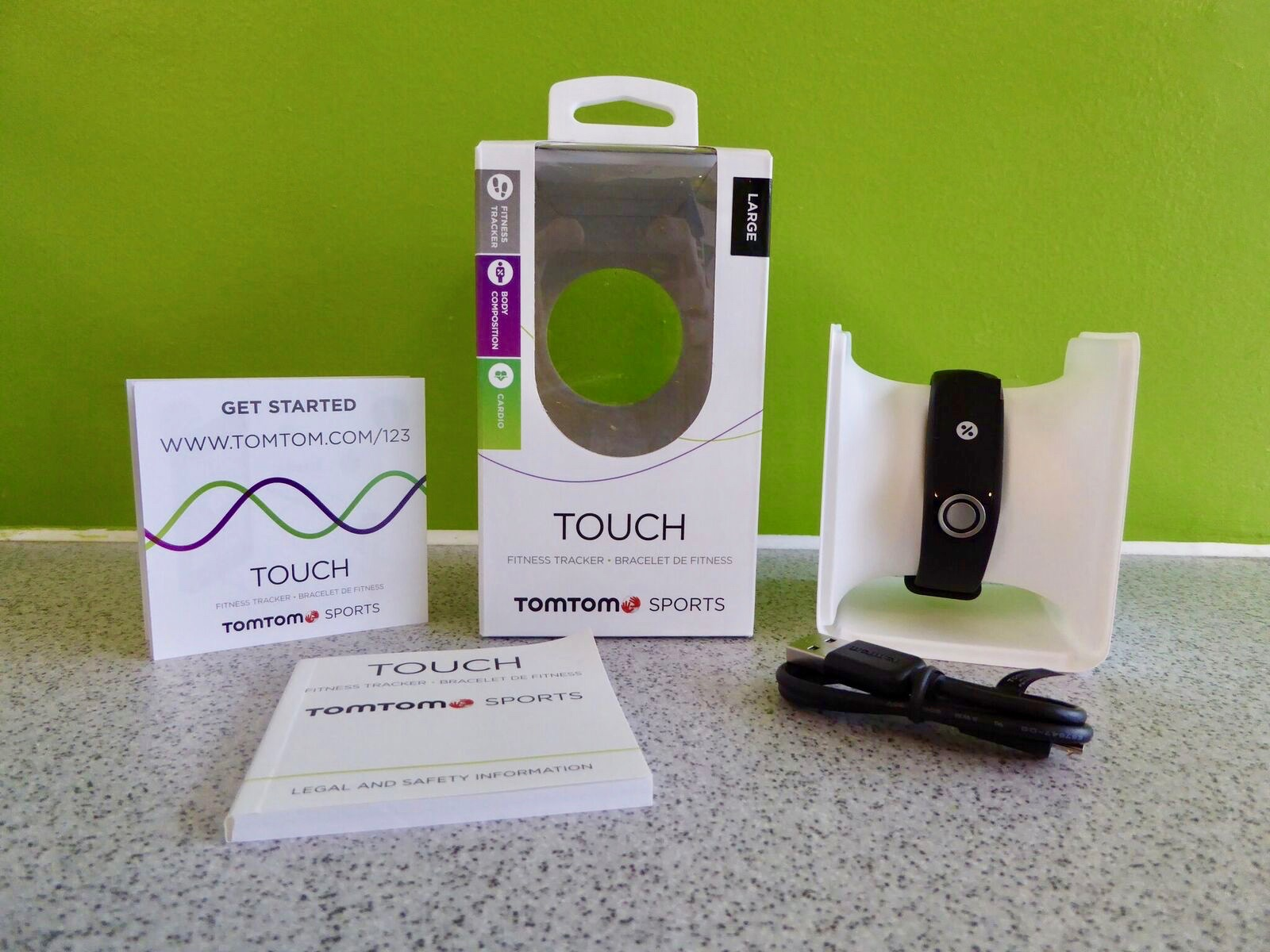 TomTom Touch Full Review - Run Reporter