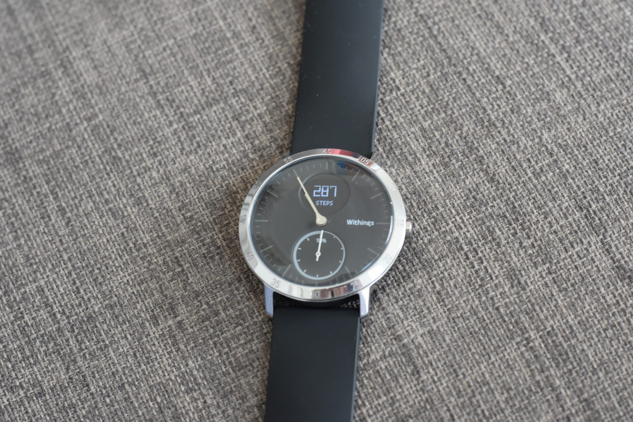 Withings Steel HR Full Review and Guide Run Reporter