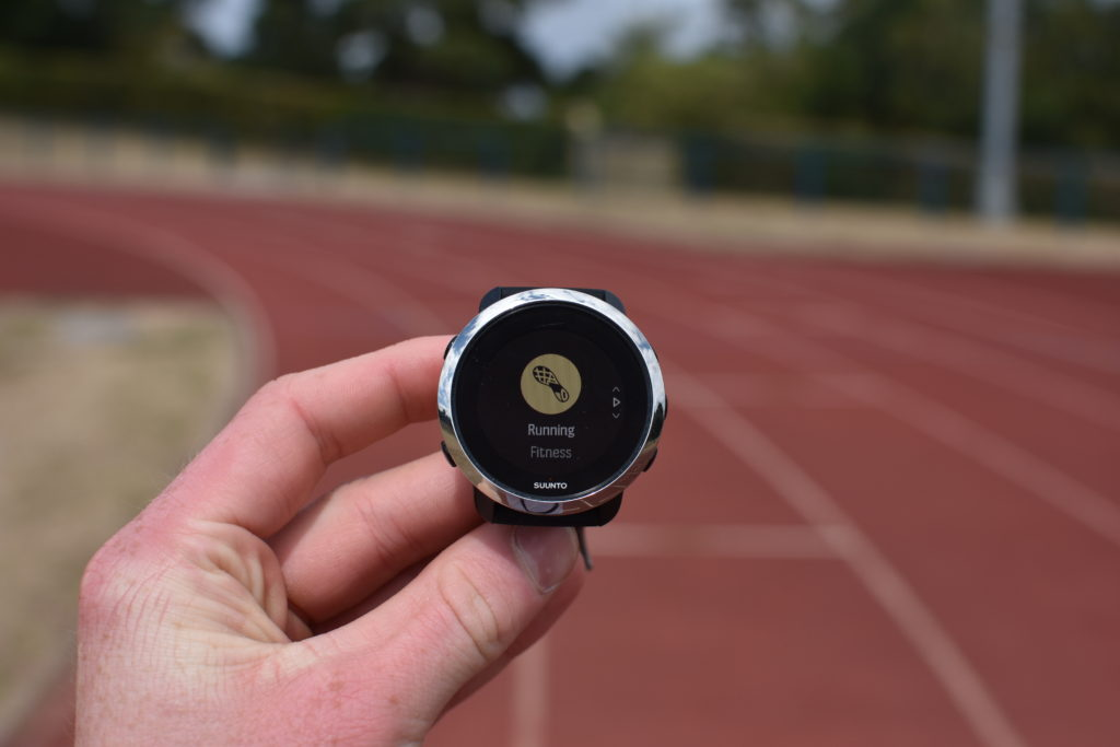 suunto 3 fitness running