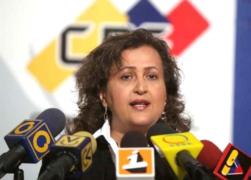 RunRun.es - » EXCLUSIVO: A presidenta del CNE le descubren tumor canceroso en región pélvica